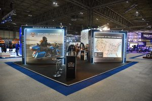 Eagle Rider Exhibition Stand