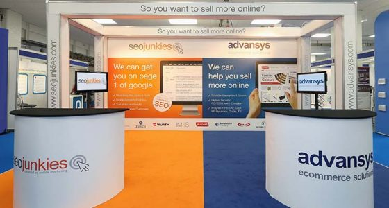 Advansys Exhibition Stand