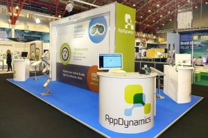 AppDynamics Exhibition Stand