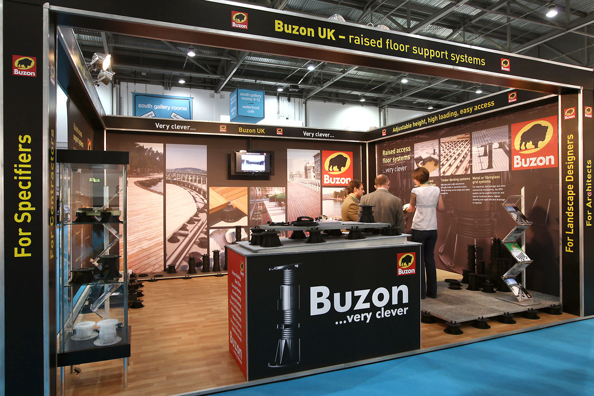 Exhibition Stand Height : Exhibition stand ideas examples rock solid exhibitions