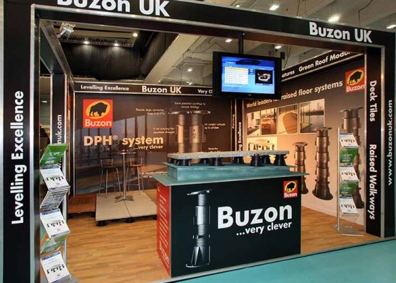 Buzon Exhibition Stand