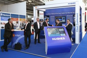 Hughes Exhibition Stand