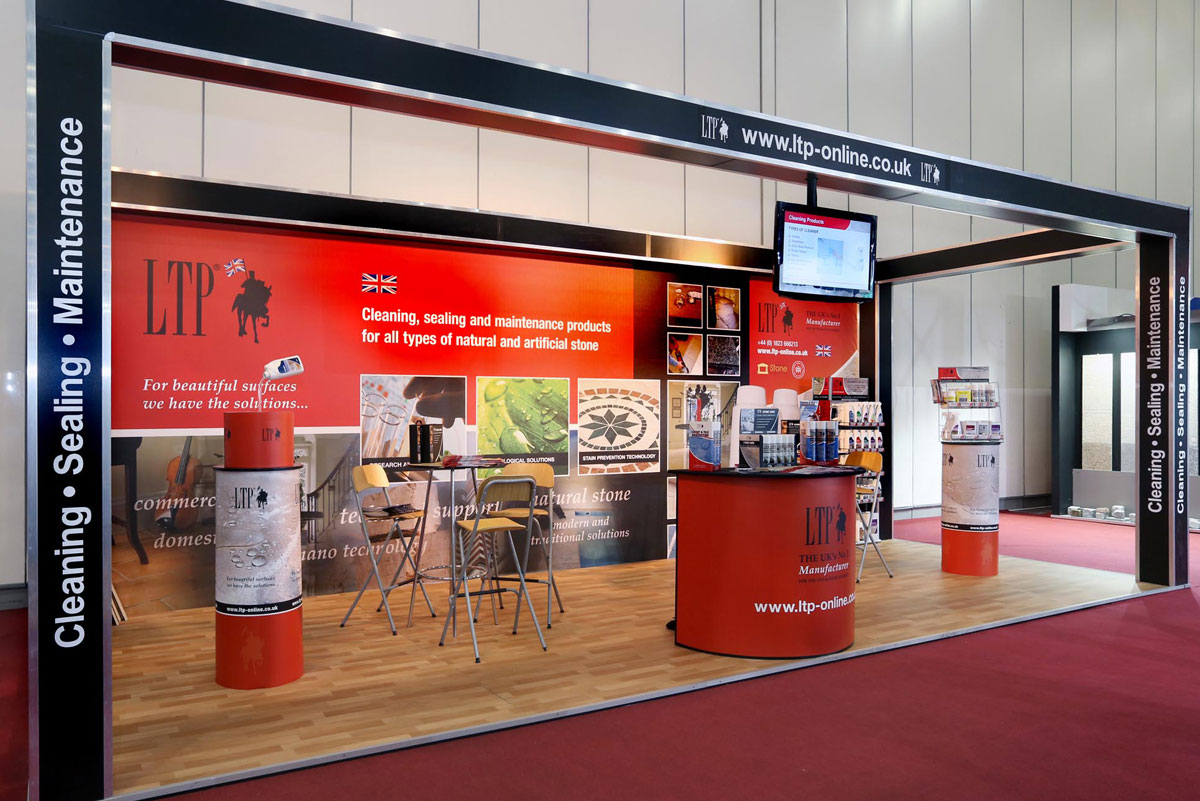Modern Exhibition Stand Quotes : Exhibition stand ideas & examples rock solid exhibitions