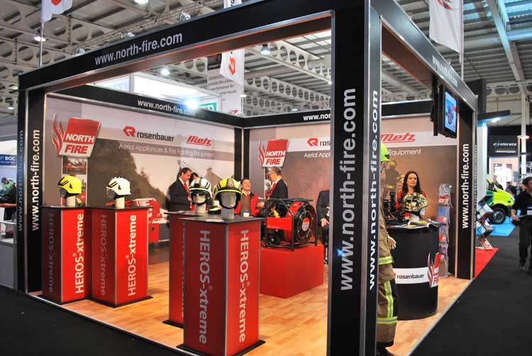 Exhibition Stand Giveaway Ideas : Exhibition stands for the emergency services show rock