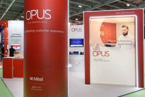 Opus Exhibition Stand