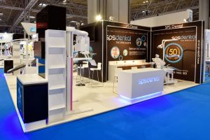 SPS Dental Exhibition Stand