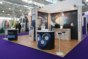 Safe EMS Exhibition Stand