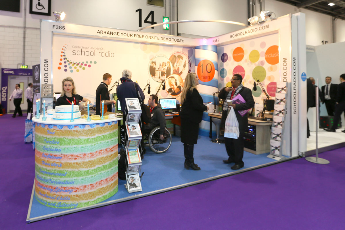 Small Exhibition Stand Job : Exhibition stand ideas examples rock solid exhibitions