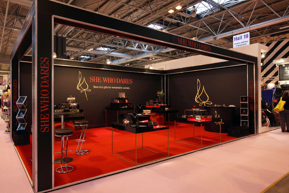 Exhibition Stand Extras : Exhibition stand ideas examples rock solid exhibitions
