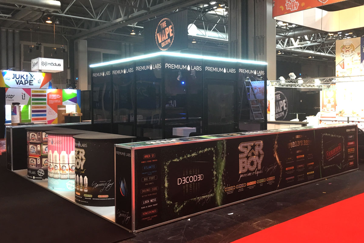 Exhibition Stand With Shelves : Exhibition stand ideas examples rock solid exhibitions