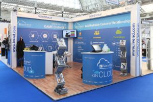 iVend Retail Exhibition Stand