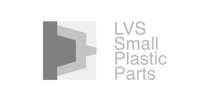 LVS Small Plastic Parts Logo