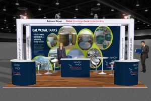 Balmoral Group 3D Stand Concept