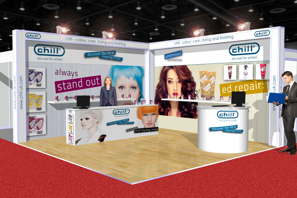 Exhibition Stand Meaning : D exhibition stand design d stand concepts rock solid